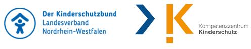 Kinderschutz in NRW logo